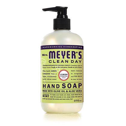 Mrs. Meyers Clean Day Hand Soap 370ml - Lemon Verbena