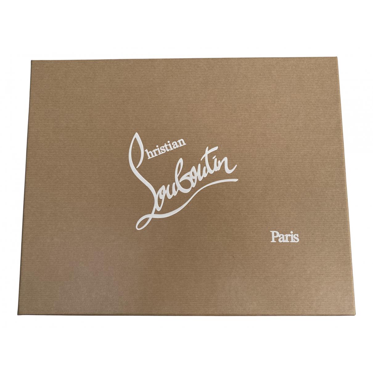 Christian Louboutin - Objets & Deco   pour lifestyle - beige