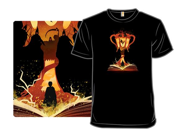 The 4th Book Magic T Shirt