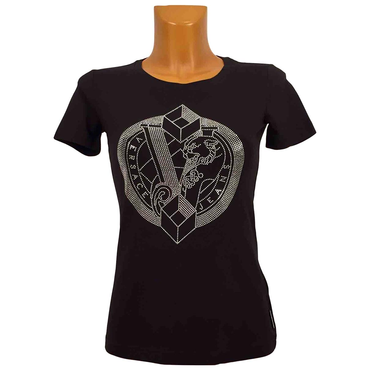 Versace Jeans \N Black Cotton  top for Women XS International