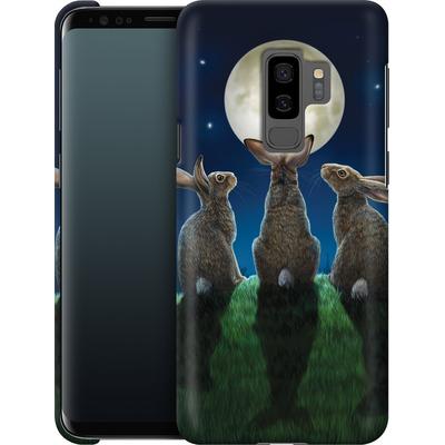 Samsung Galaxy S9 Plus Smartphone Huelle - Moonshadows von Lisa Parker
