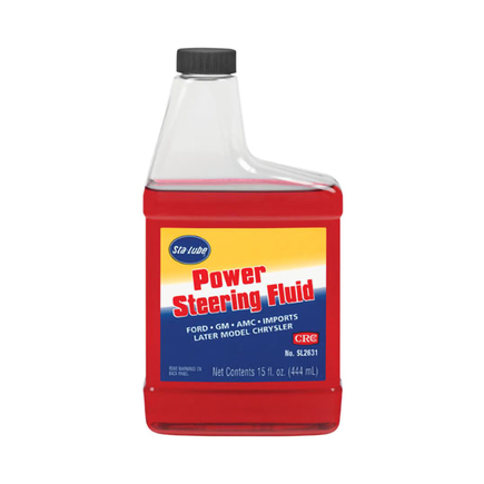 Crc Ind SL2631 - Power Steering Fluid   Ford, Gm, For Chrysler ('89...