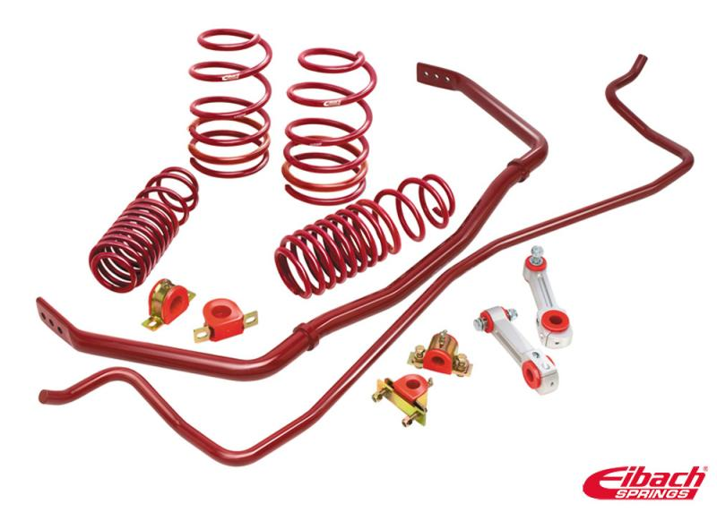 Eibach 4.5355.880 Sport-Plus Kit (Sportline Springs & Sway Bars)