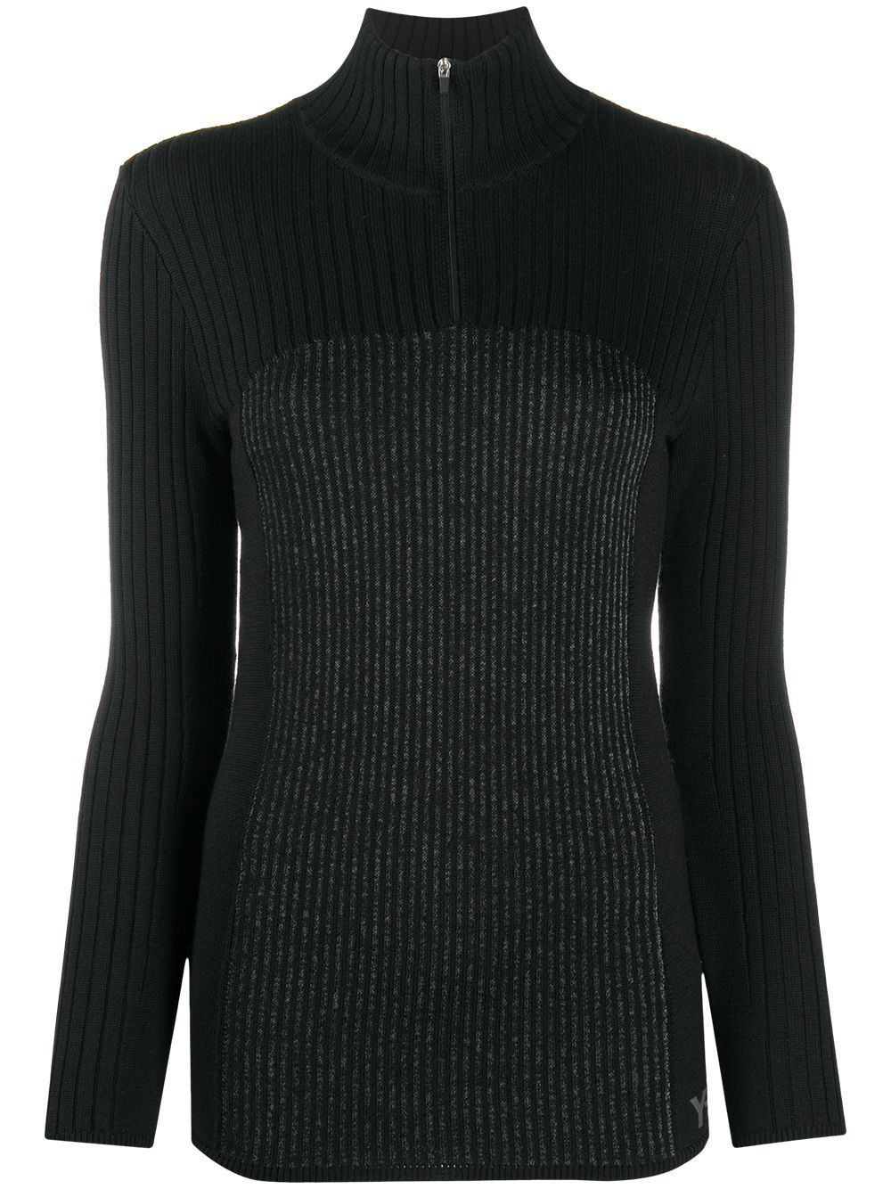 Wool Reflective Sweater