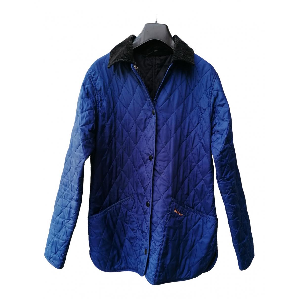 Barbour - Veste   pour femme - bleu