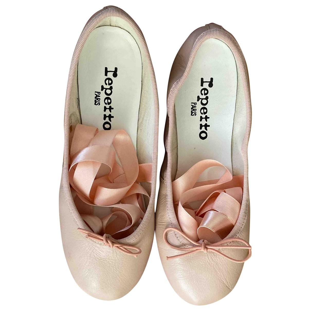 Bailarinas de Cuero Repetto