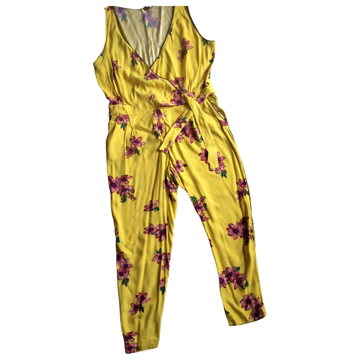 Pablo \N Yellow jumpsuit for Women 42 FR