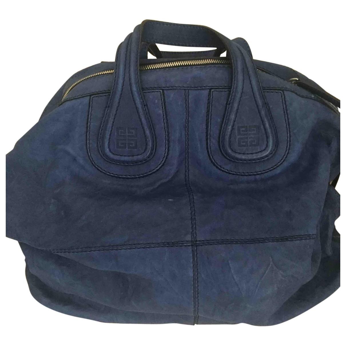 Givenchy \N Leather handbag for Women \N