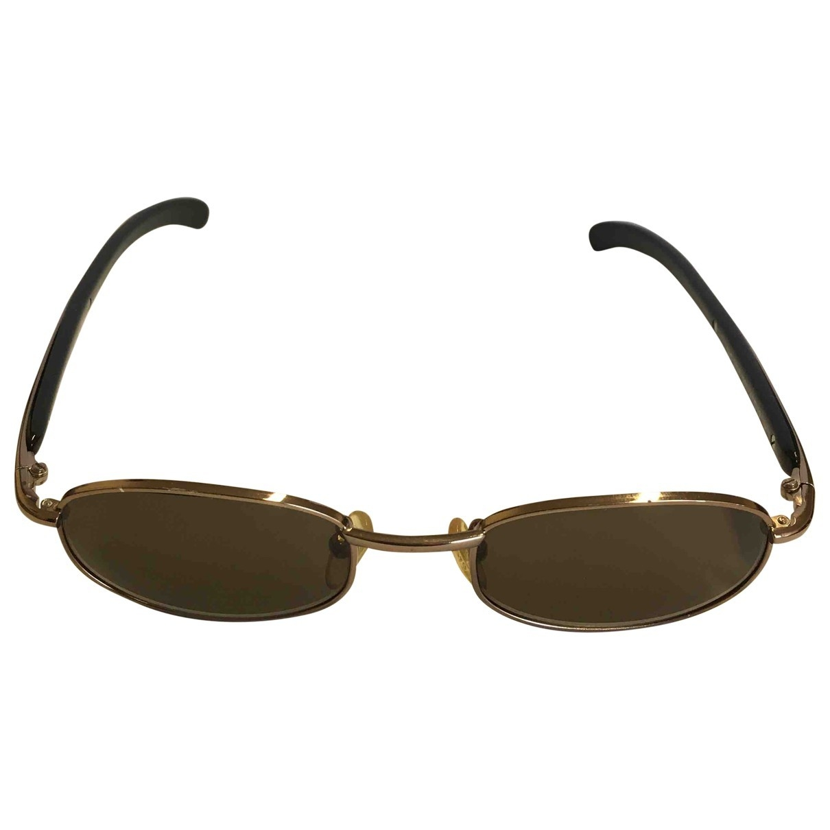 D&g \N Metallic Metal Sunglasses for Women \N