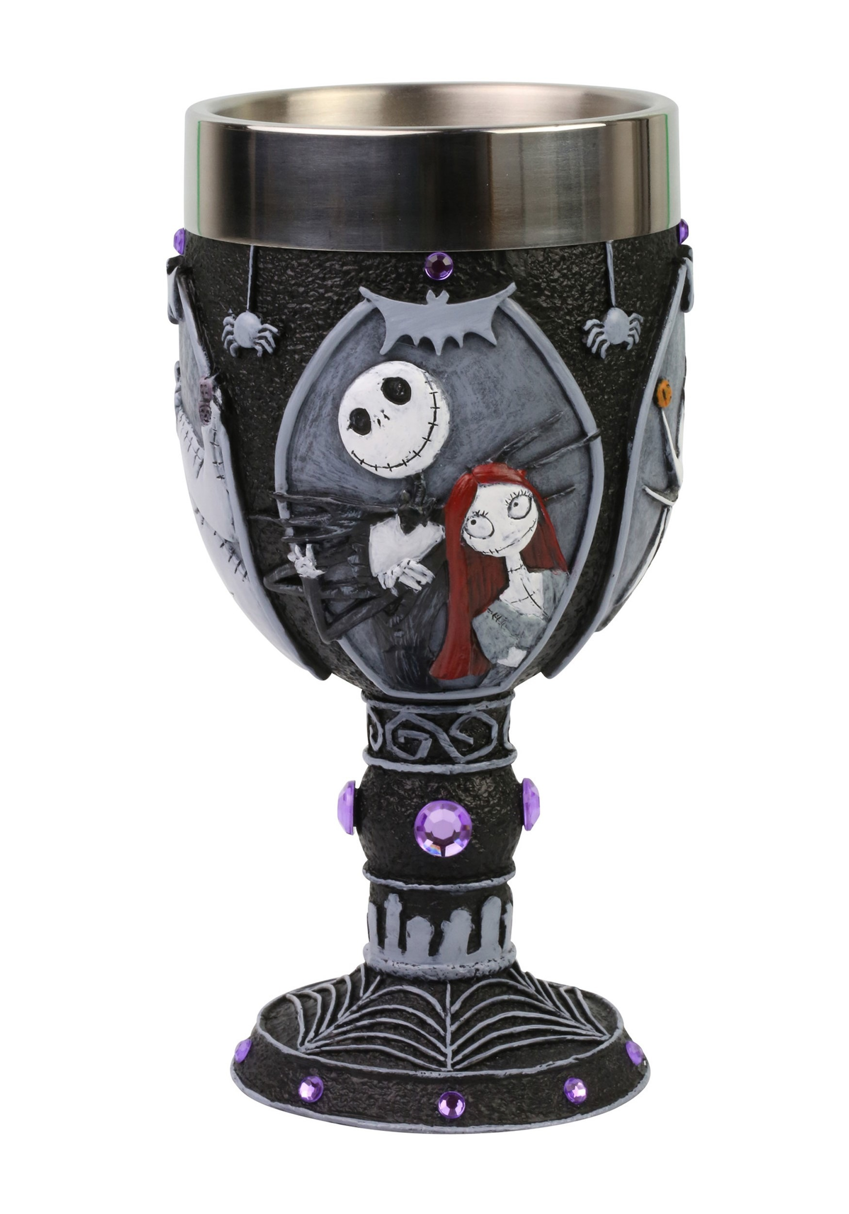 Nightmare Before Christmas Goblet Collectible
