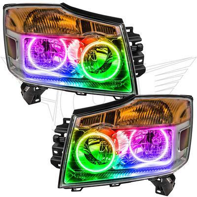 Oracle Lighting Headlight Halo Kit (ColorSHIFT - BC1) - 2673-335