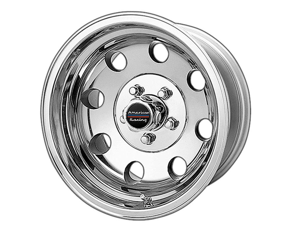 American Racing AR172 Baja Wheel 15x8 6x6x139.7 +20mm Polished