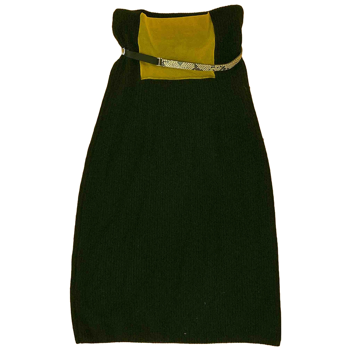 Falda midi de Lana Toga Archives