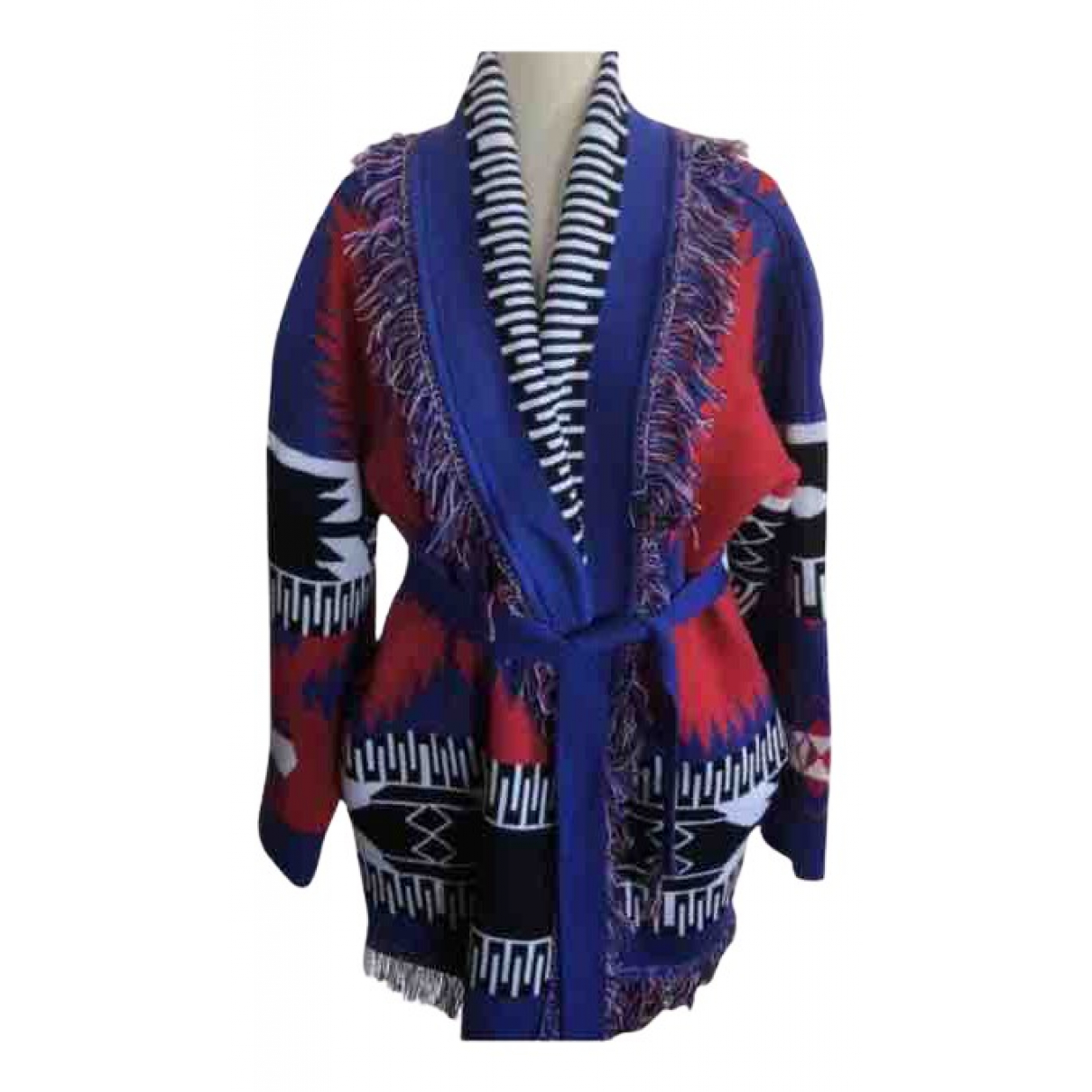 Non Signé / Unsigned N Multicolour Wool Knitwear for Women S International