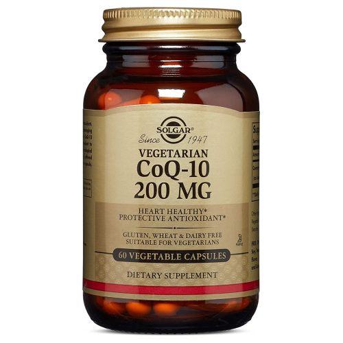 Vegetarian CoQ-10 60 V Caps by Solgar