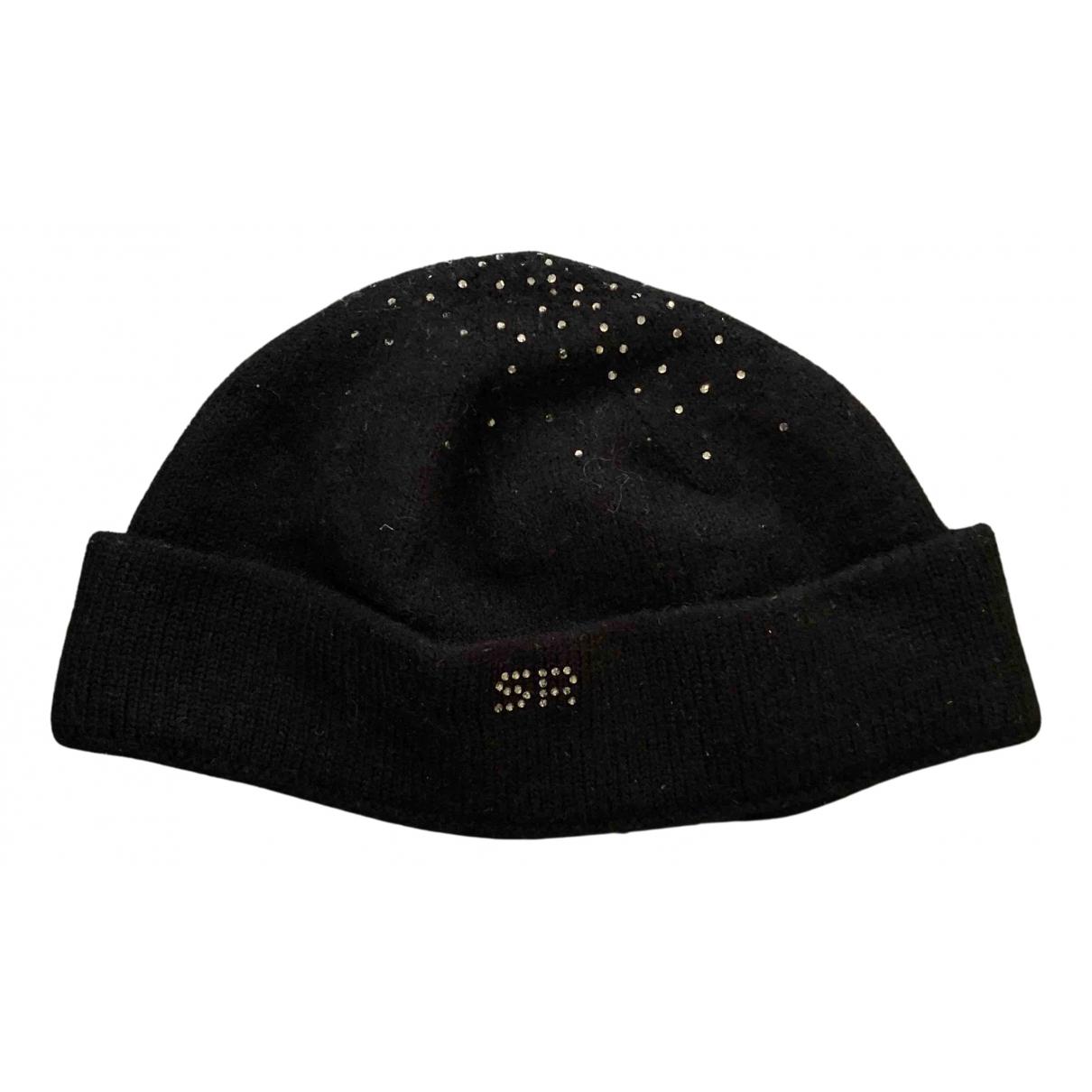 Sonia Rykiel - Chapeau   pour femme en laine - noir