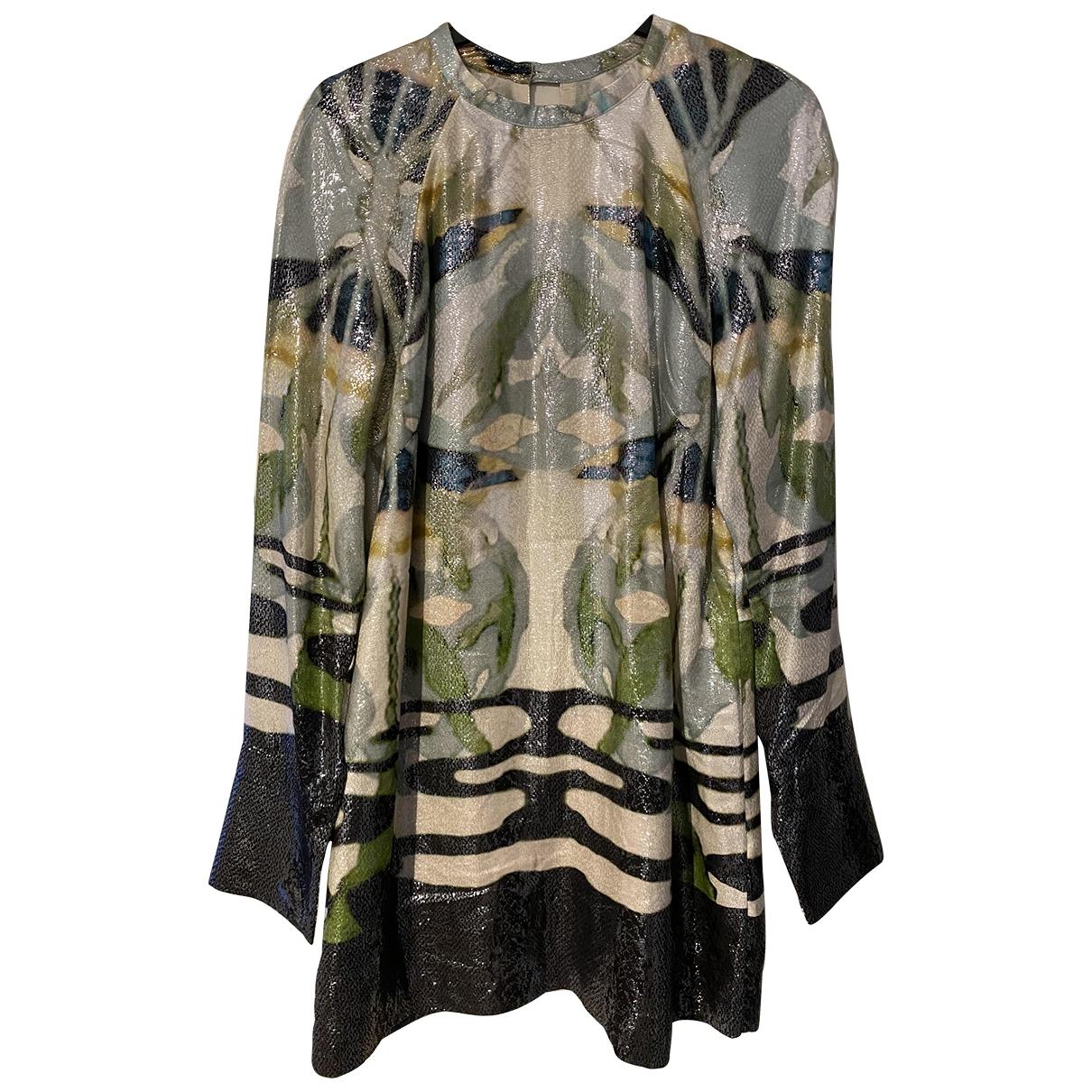 Hm Conscious Exclusive - Robe   pour femme en a paillettes - multicolore