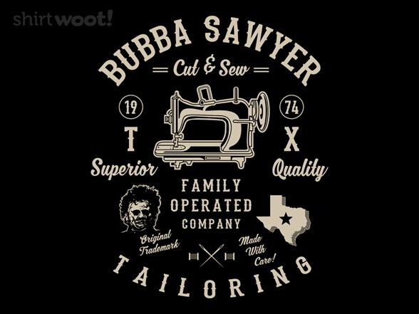 Bubba's Tailoring T Shirt