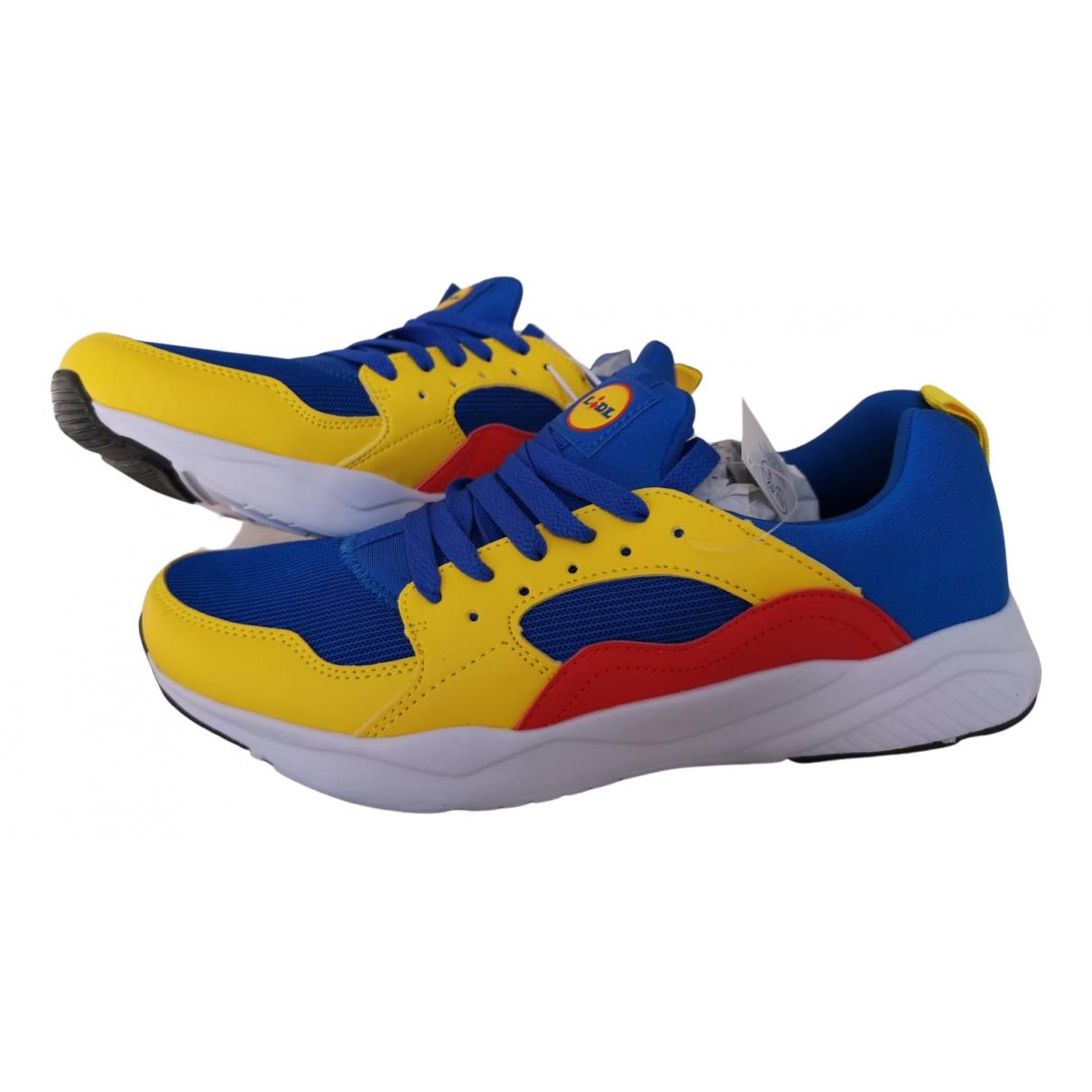 Lidl - Baskets   pour homme - multicolore