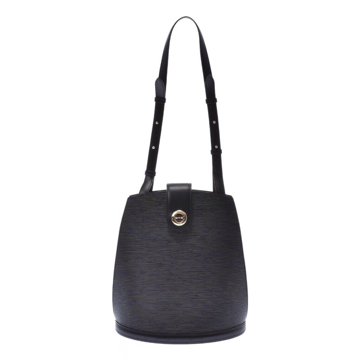 Bolso  Cluny Vintage de Cuero Louis Vuitton