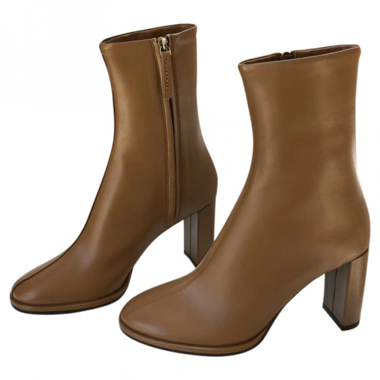 Botas altas de Cuero The Row