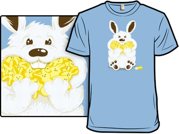 Eatser Bunny T Shirt