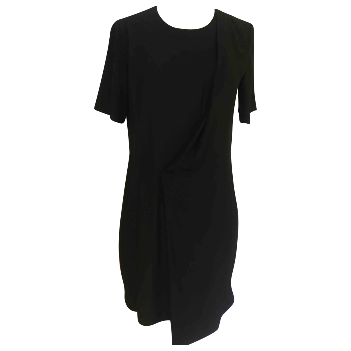 & Stories \N Black Silk dress for Women 40 FR