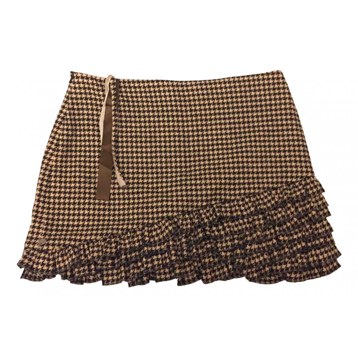 Ted Baker N Multicolour Wool skirt for Women 2 US