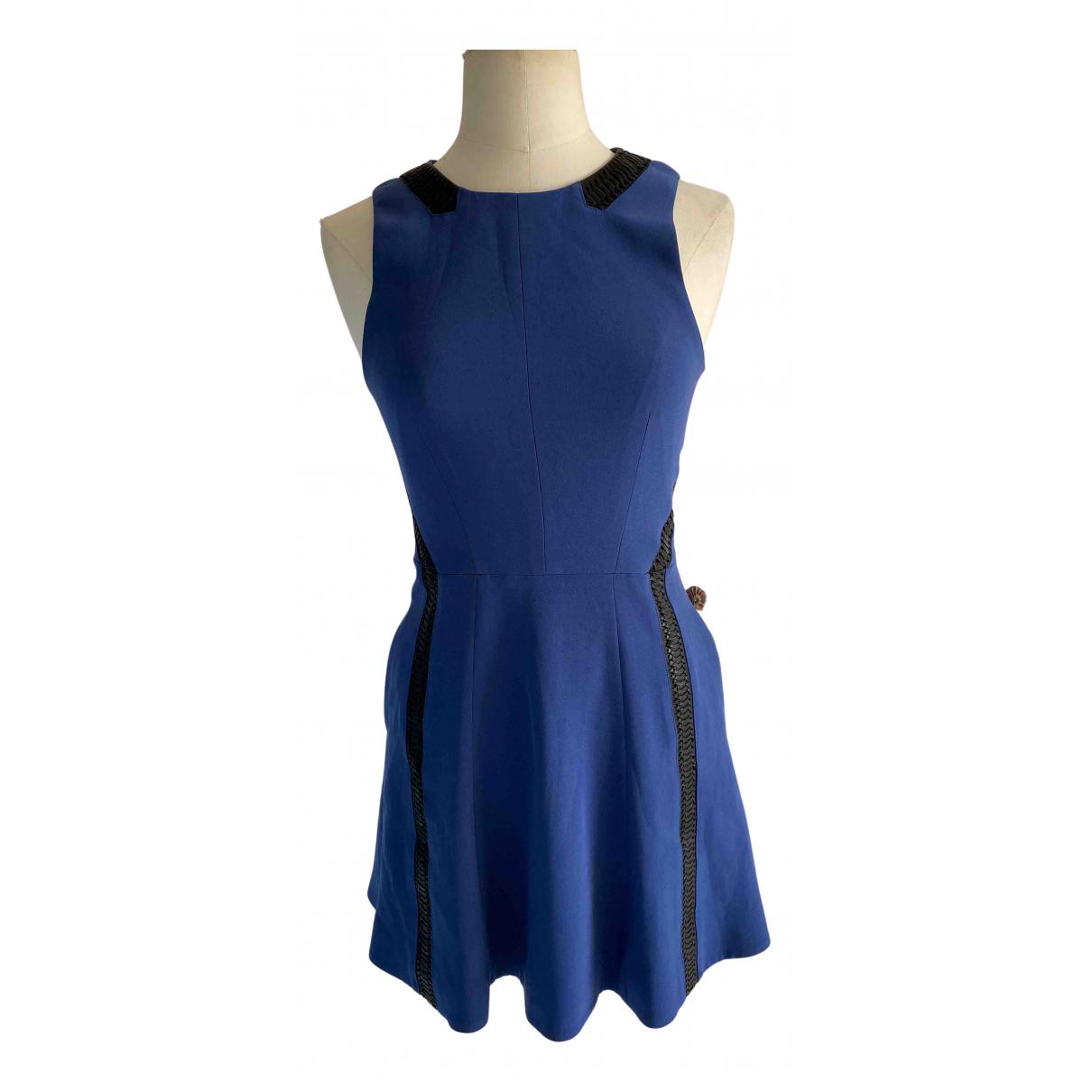 Rag & Bone - Robe   pour femme - bleu