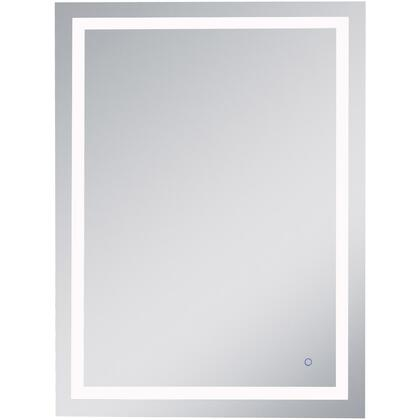 MRE13648 Helios 36In X 48In Hardwired Led Mirror With Touch Sensor And Color Changing Temperature
