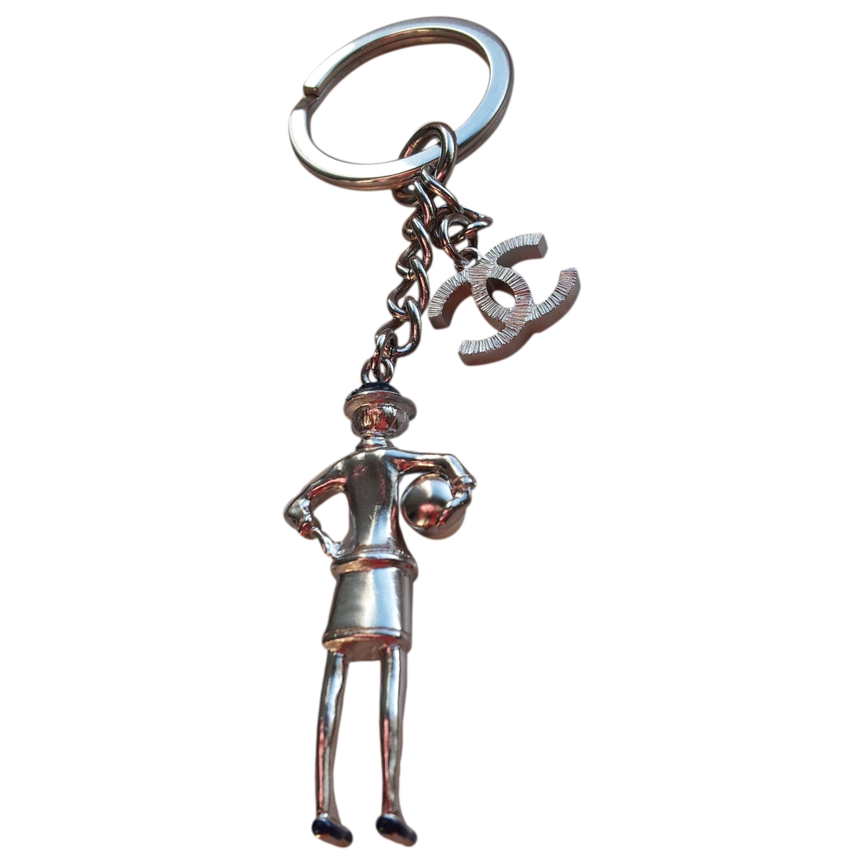 Chanel \N Taschenschmuck in  Bunt Metall