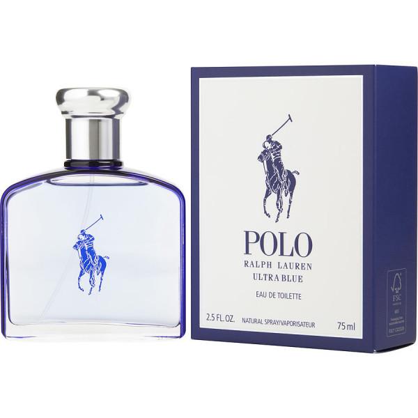 Polo Ultra Blue - Ralph Lauren Eau de toilette en espray 75 ml