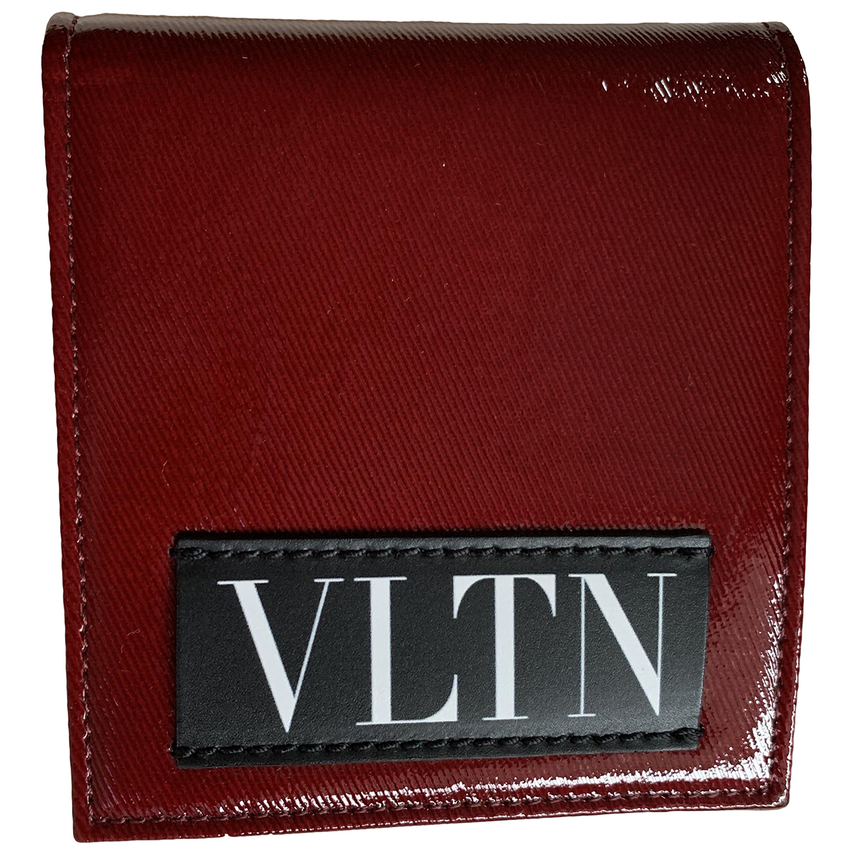 Valentino Garavani N Red Leather Small bag, wallet & cases for Men N