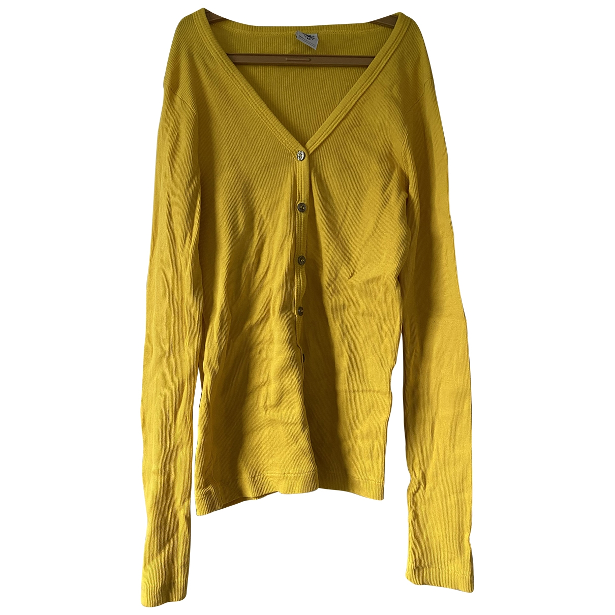 Petit Bateau \N Yellow Cotton Knitwear for Kids 12 years - XS FR