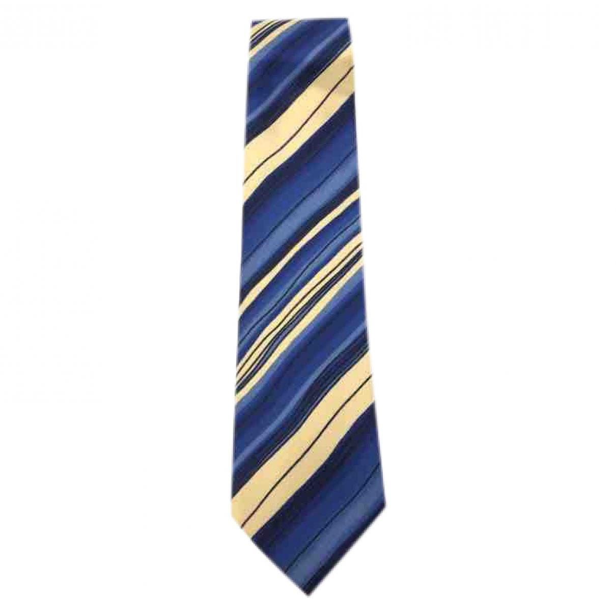 Corbata de Seda Trussardi