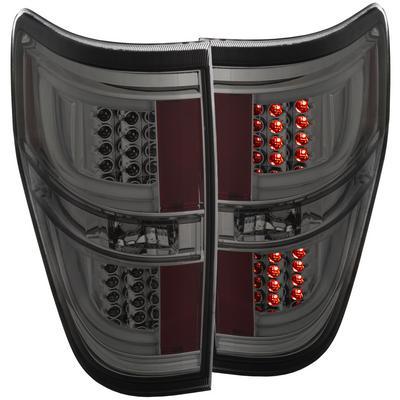 Anzo G2 LED Tail Lights (Smoke) - 311258