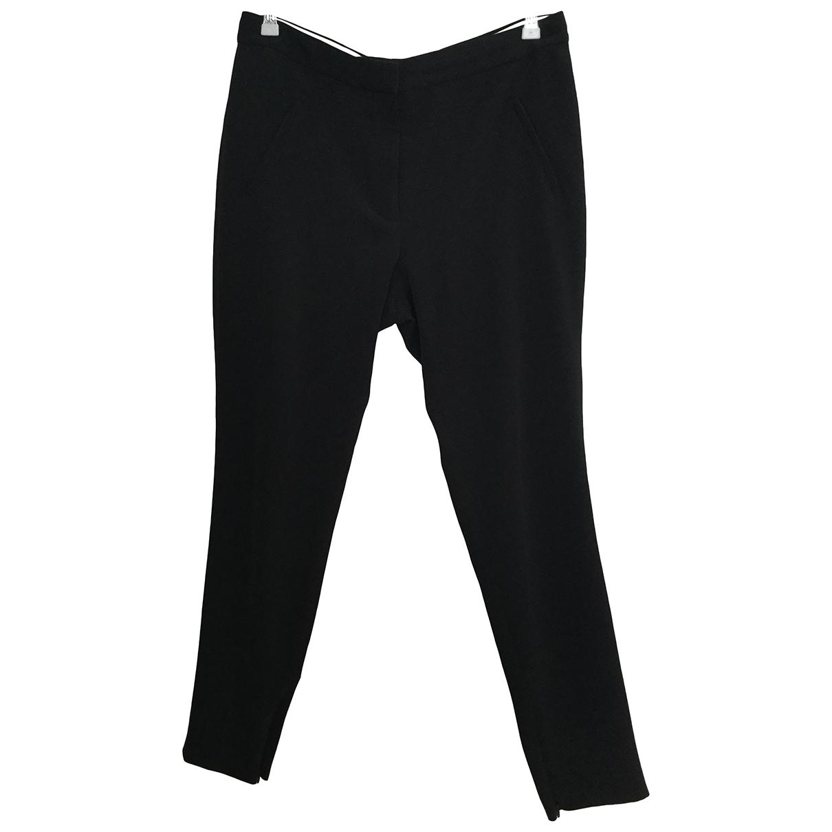 By Malene Birger \N Black Trousers for Women L International