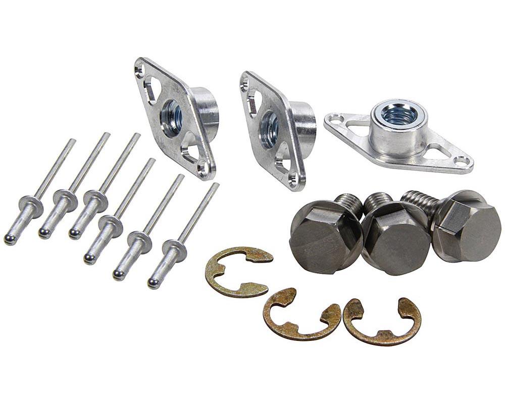 Allstar Performance ALL44265 Sprint Wheel Cover Bolt Kit ALL44265