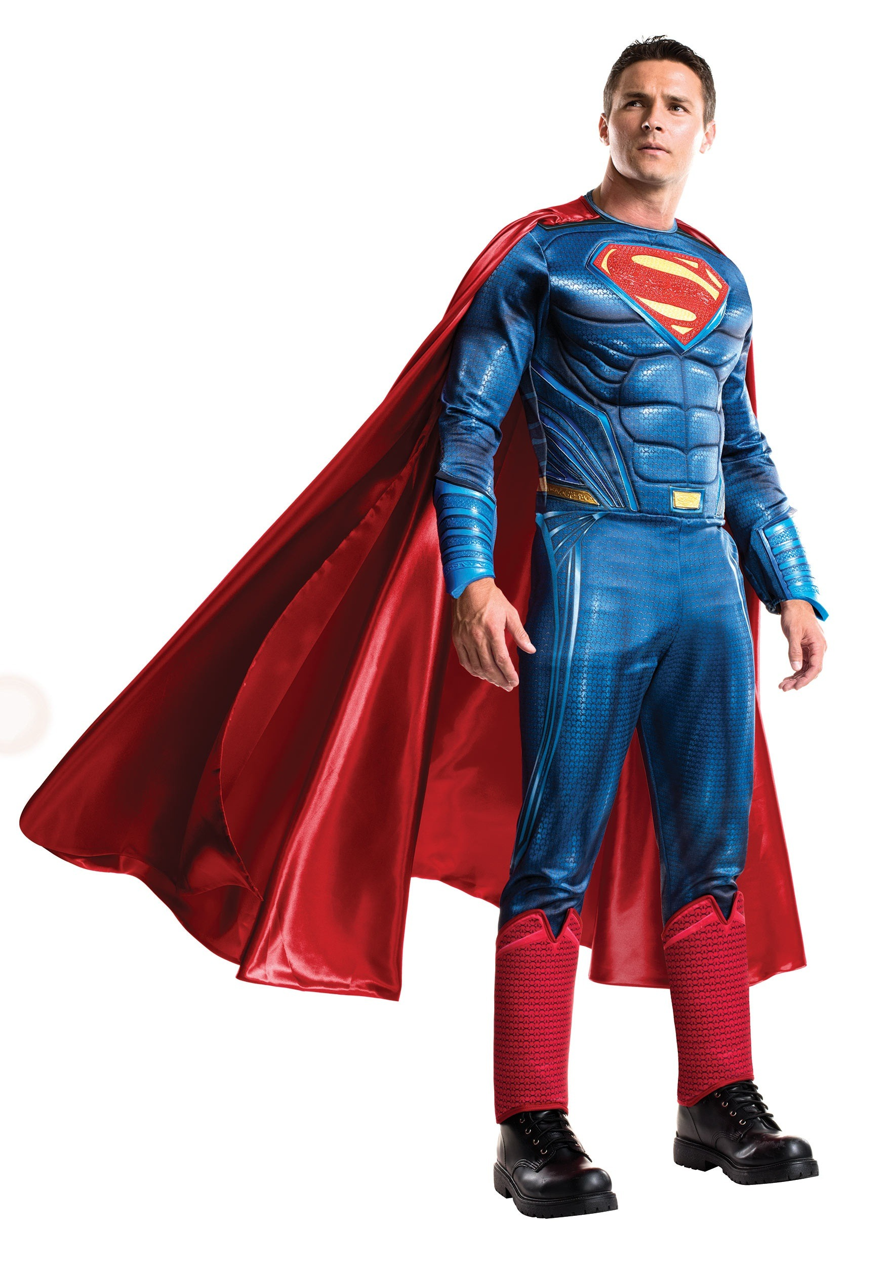 Superman Dawn of Justice Grand Heritage Costume for Men