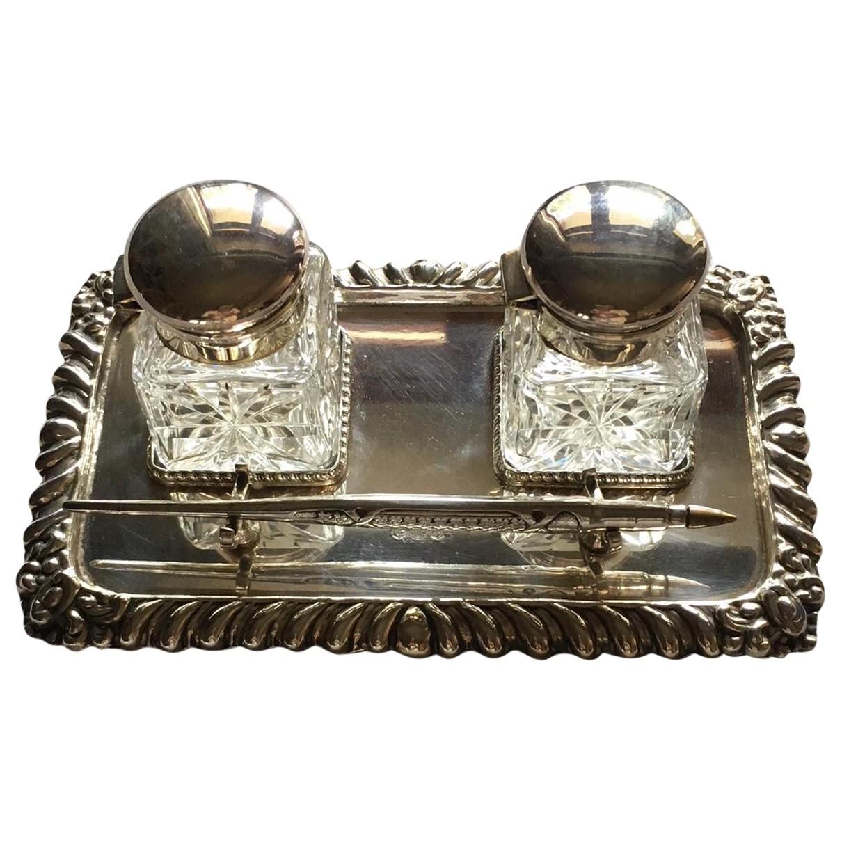 - Objets & Deco   pour lifestyle en plaque argent - argente