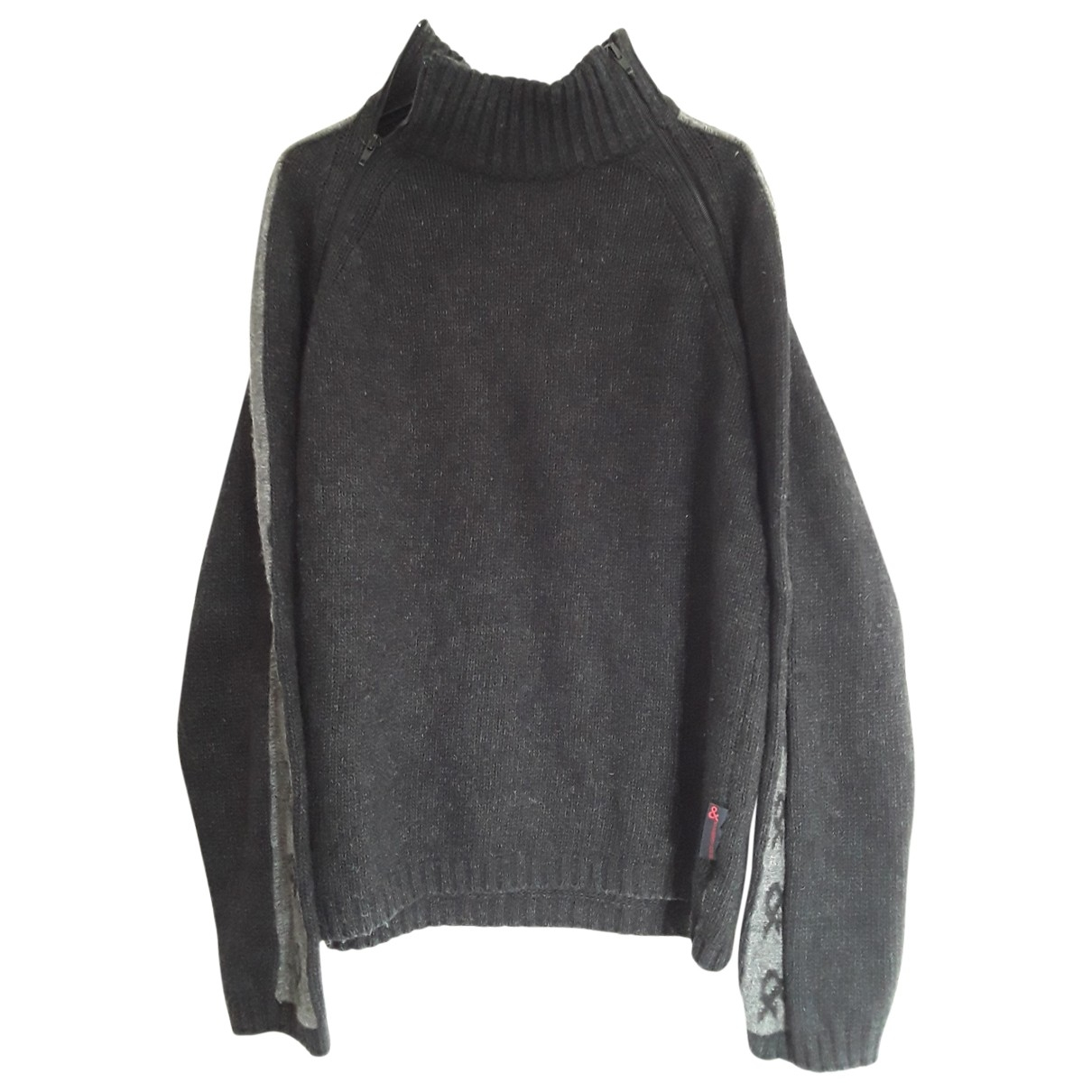 D&g \N Pullover.Westen.Sweatshirts  in  Grau Wolle