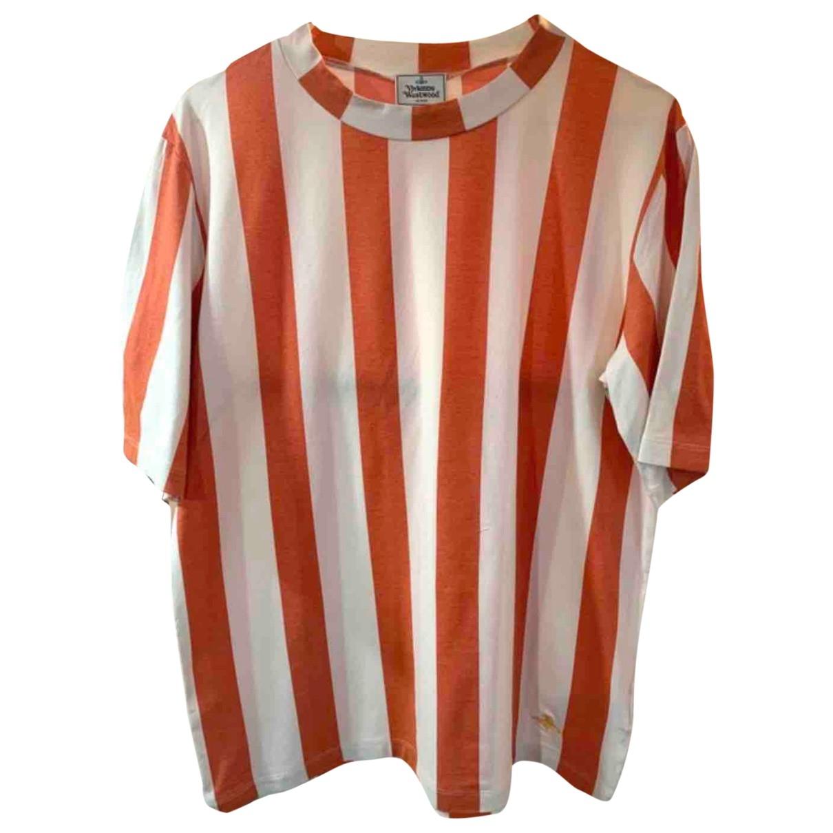 Vivienne Westwood - Tee shirts   pour homme - orange