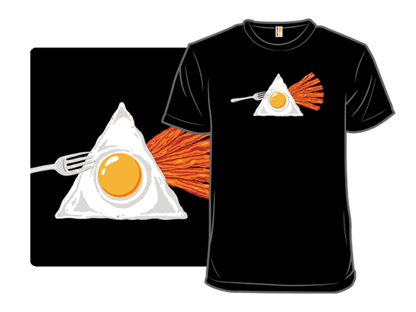 Bacon Side Of Breakfast T Shirt