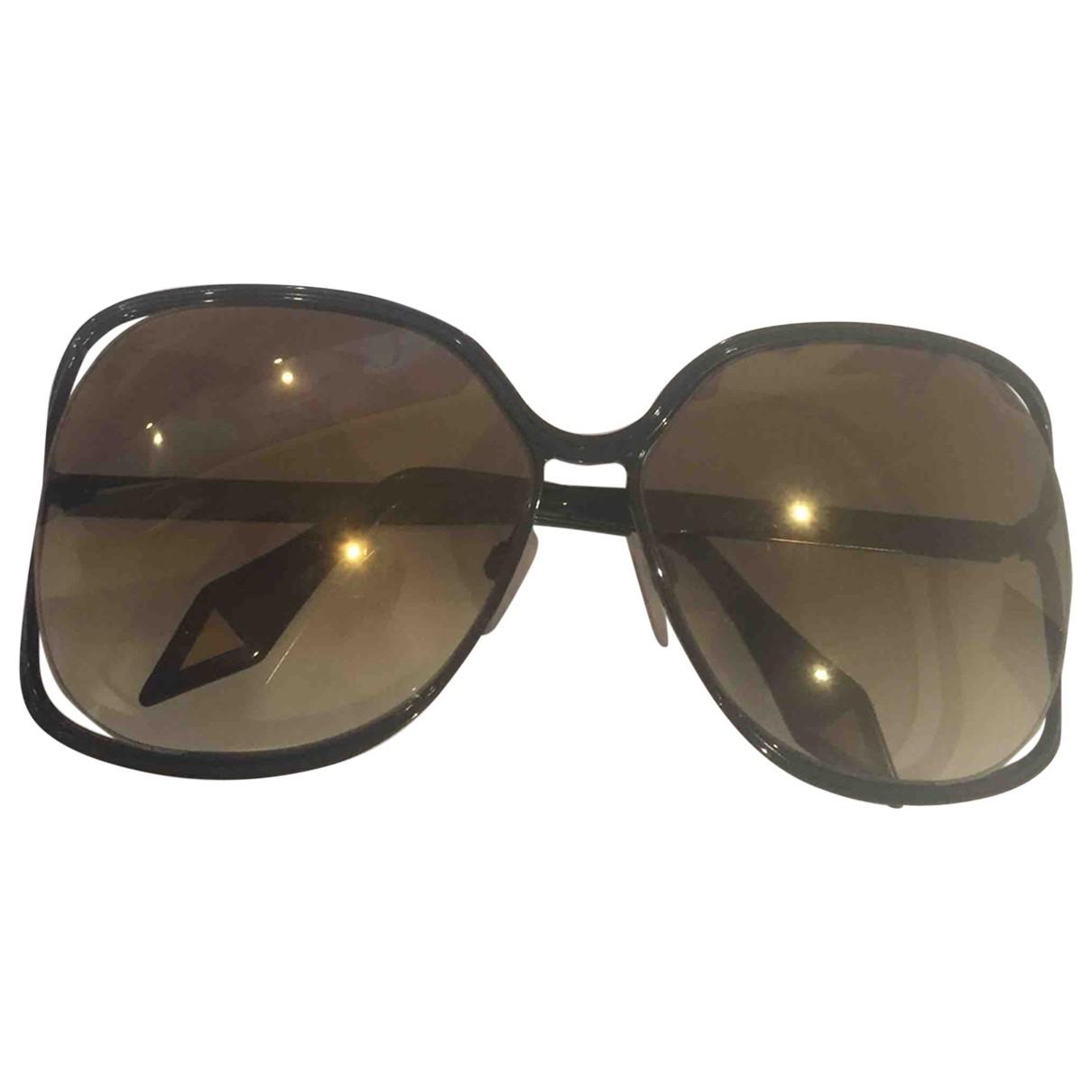 Victoria Beckham \N Sonnenbrillen in Metall