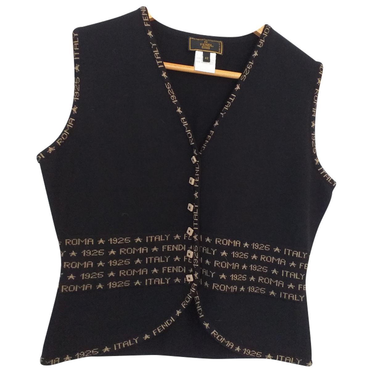 Camiseta sin mangas de Lana Fendi