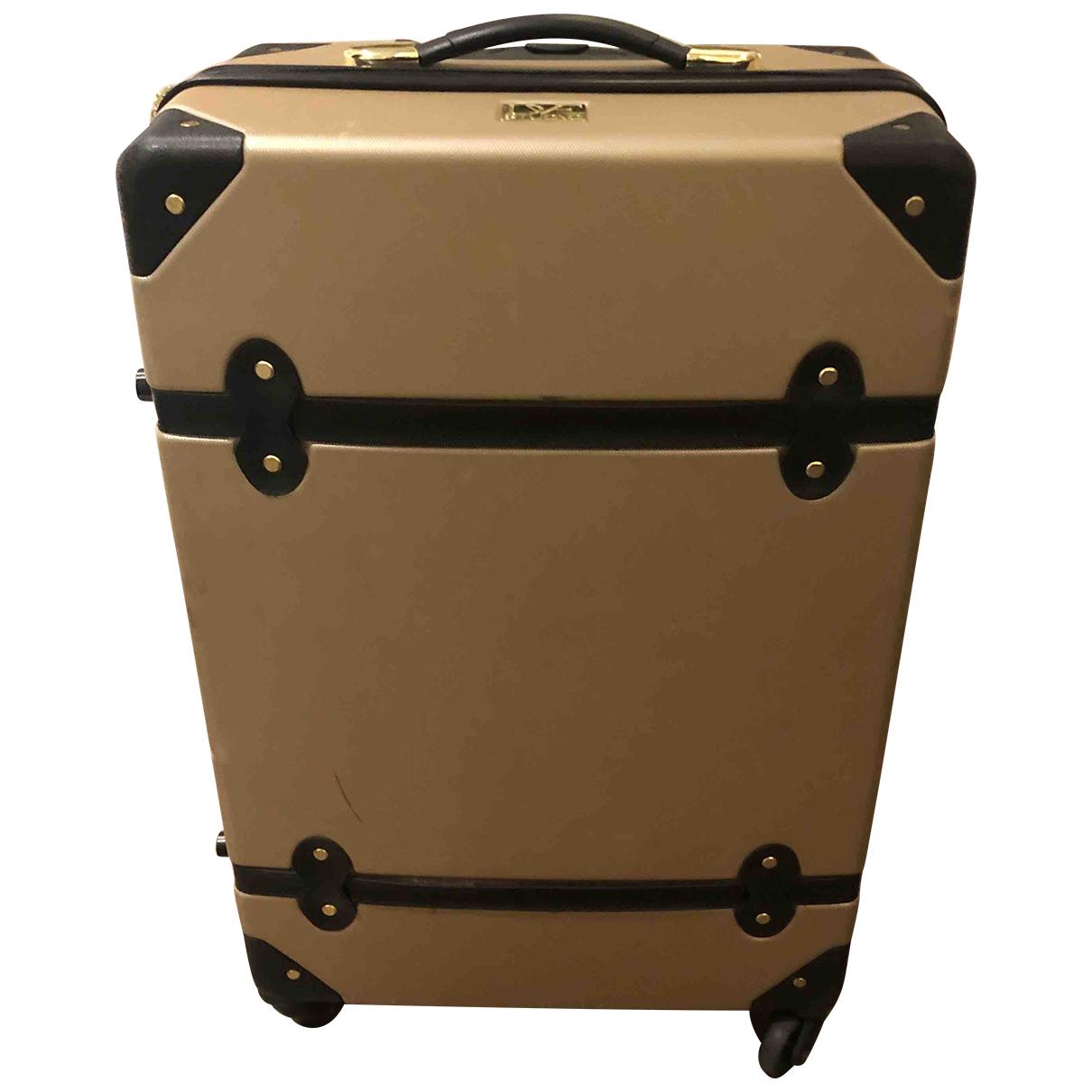 Diane Von Furstenberg N Metallic Travel bag for Women N