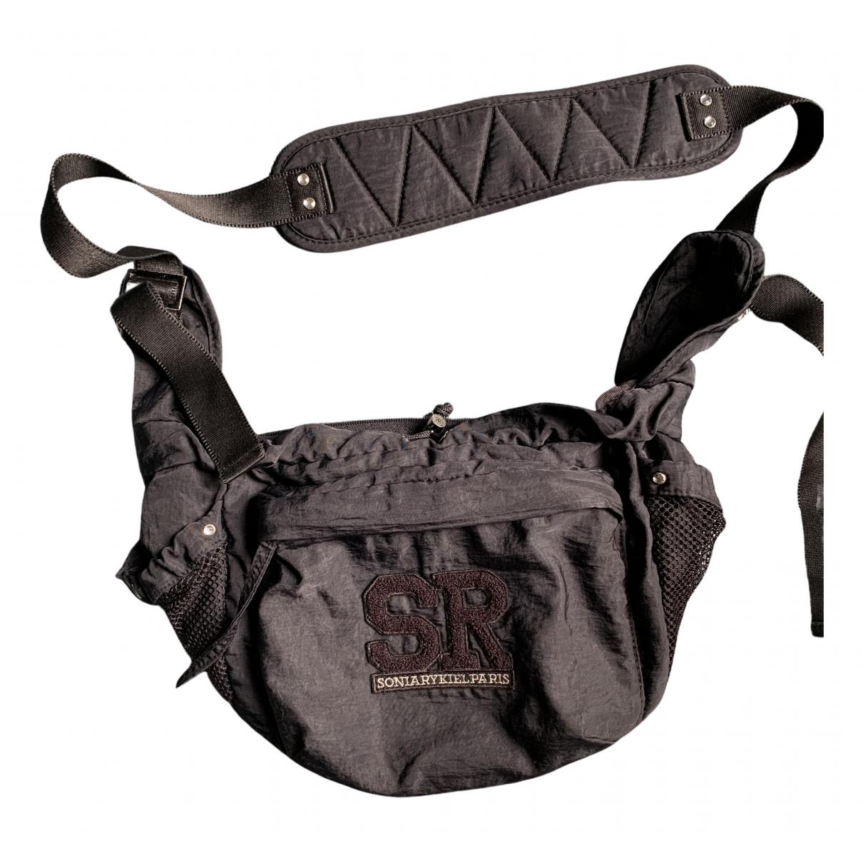 Sonia Rykiel \N Handtasche in  Schwarz Polyester