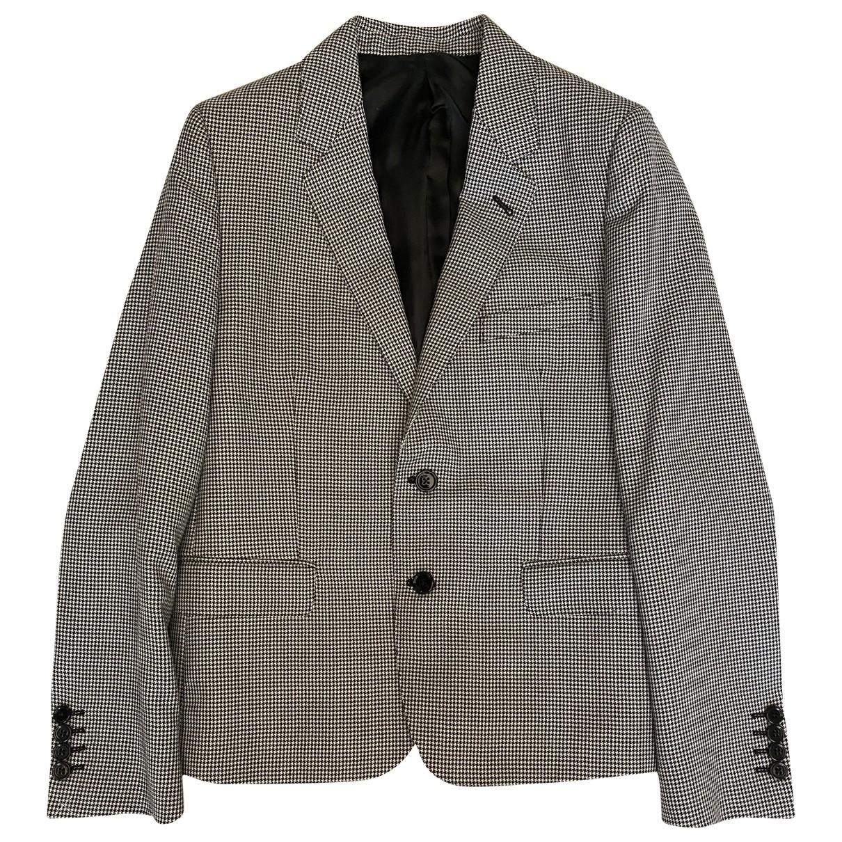 Celine \N Wool jacket for Women 40 FR