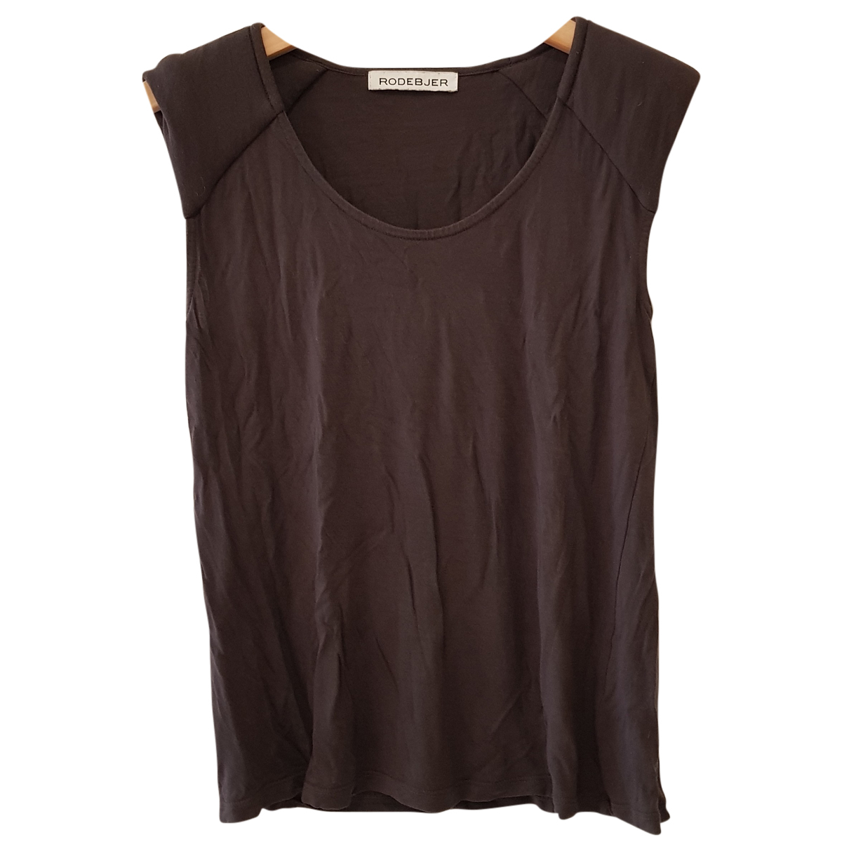 Rodebjer - Top   pour femme - anthracite
