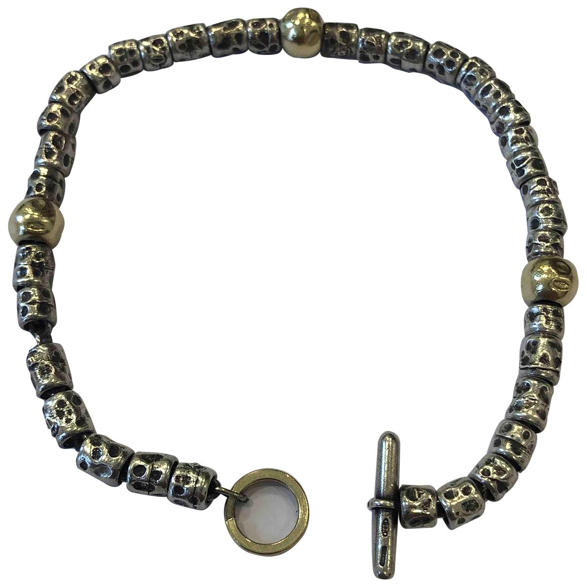 Dodo Pomellato Grenouille Armband in  Silber Silber
